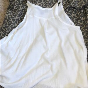 Polo by Ralph Lauren Tops - White polo women's top light weight